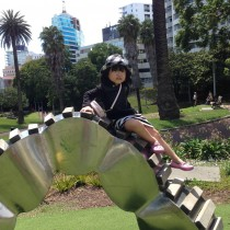 Meyers Park in Auckland CBD