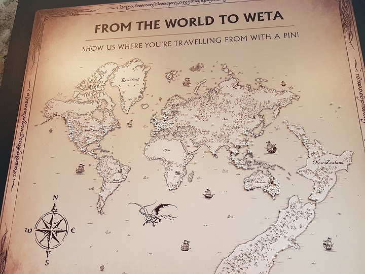 From the World to Weta